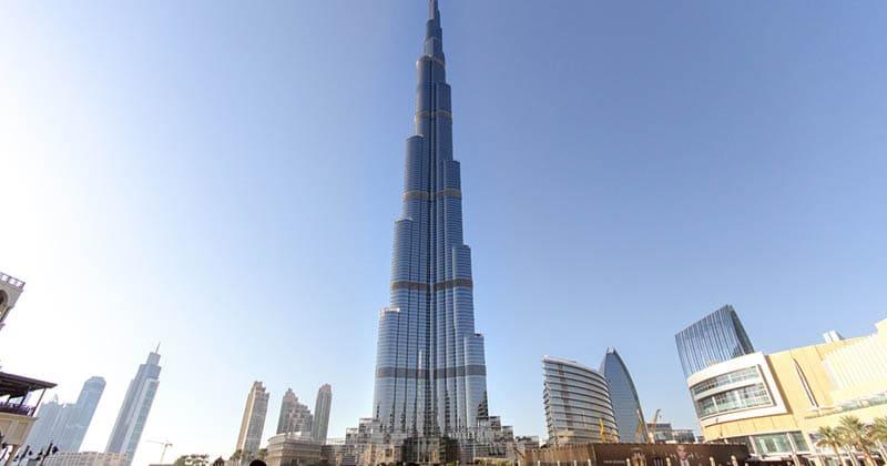 ¿Cuál es el edificio más alto del mundo? | Top 5 edificios más altos