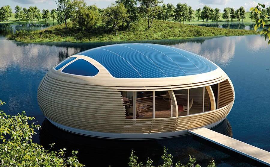 ¿Qué son las casas sostenibles? | Top 5 Casas Sostenibles