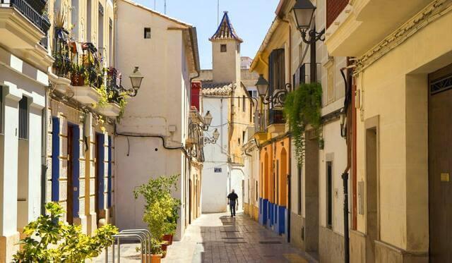 Mejores zonas para vivir en Valencia