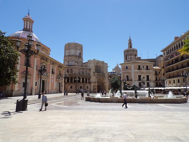 Best areas to live in Valencia